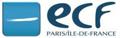 ECF Paris – Experts-comptables et Commissaires aux comptes de Paris Logo